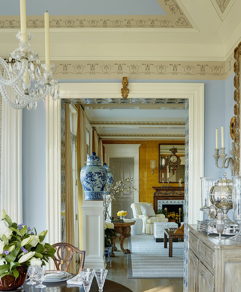 Interior Long Island - Courtesy Marshall Watson The Art Of Elegance Rizzoli
